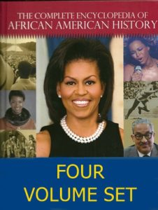 2017 Edition of the Complete Encyclopedia of African American History